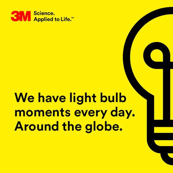 3M Social Light Bulb